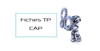 Des fiches TP pour les CAP