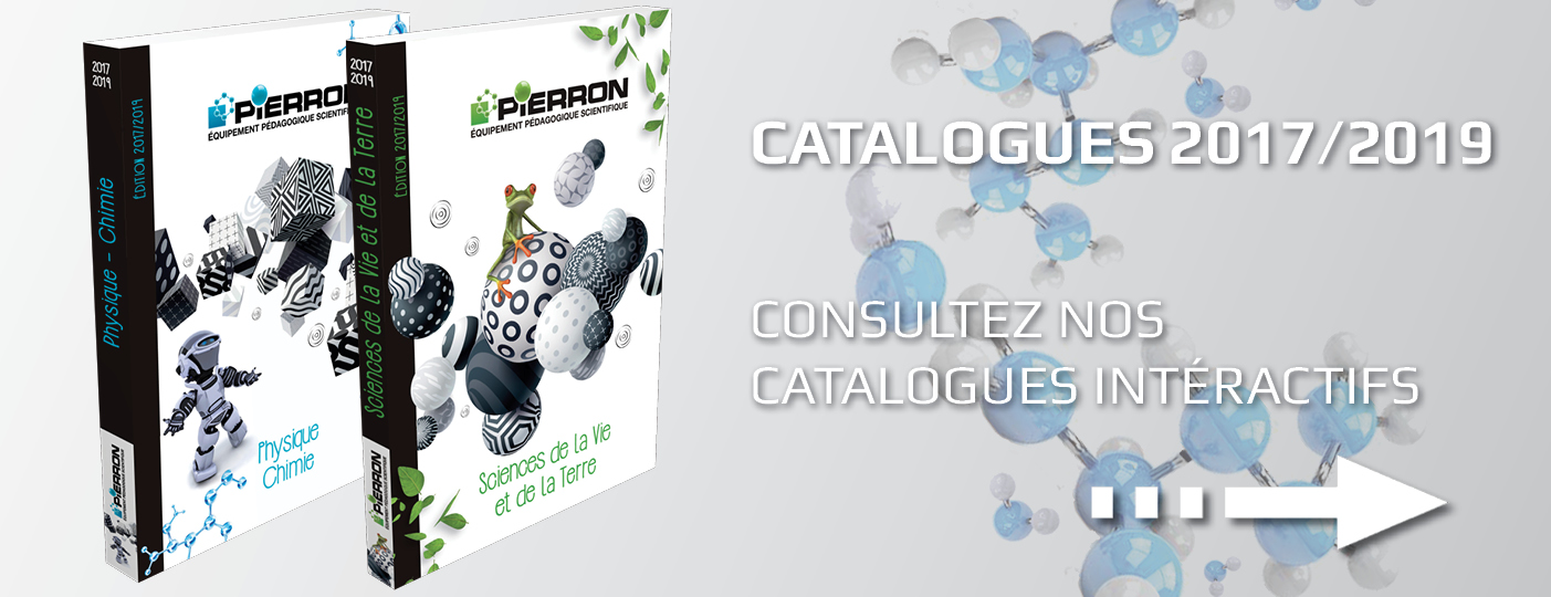 Nos catalogues