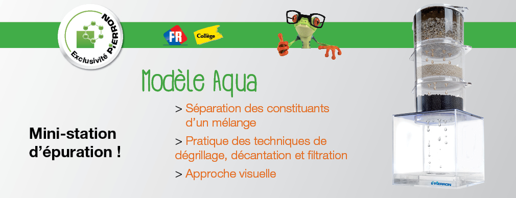 Modèle Aqua