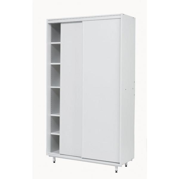 armoire de rangement portes coulissantes pierron. Black Bedroom Furniture Sets. Home Design Ideas