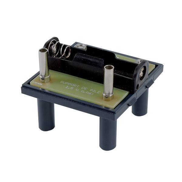 Support de pile 1,5 V SÉCUCONTACT