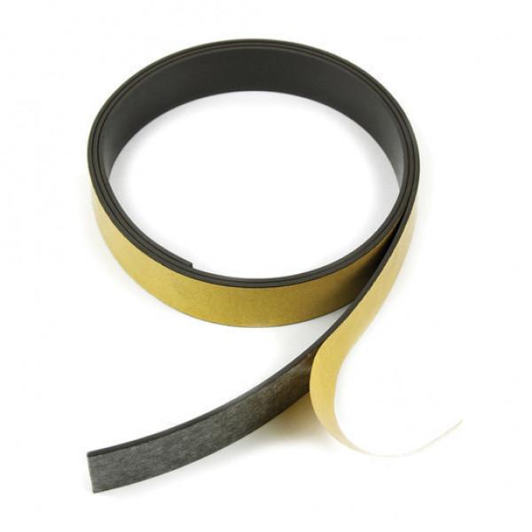 bande magn tique autocollante 20 mm pierron. Black Bedroom Furniture Sets. Home Design Ideas