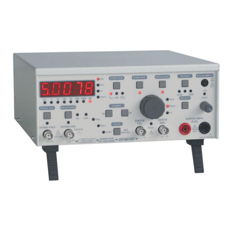 G n rateur de fonction amplifi 5 mhz gf467af gbf for Generateur d electricite prix