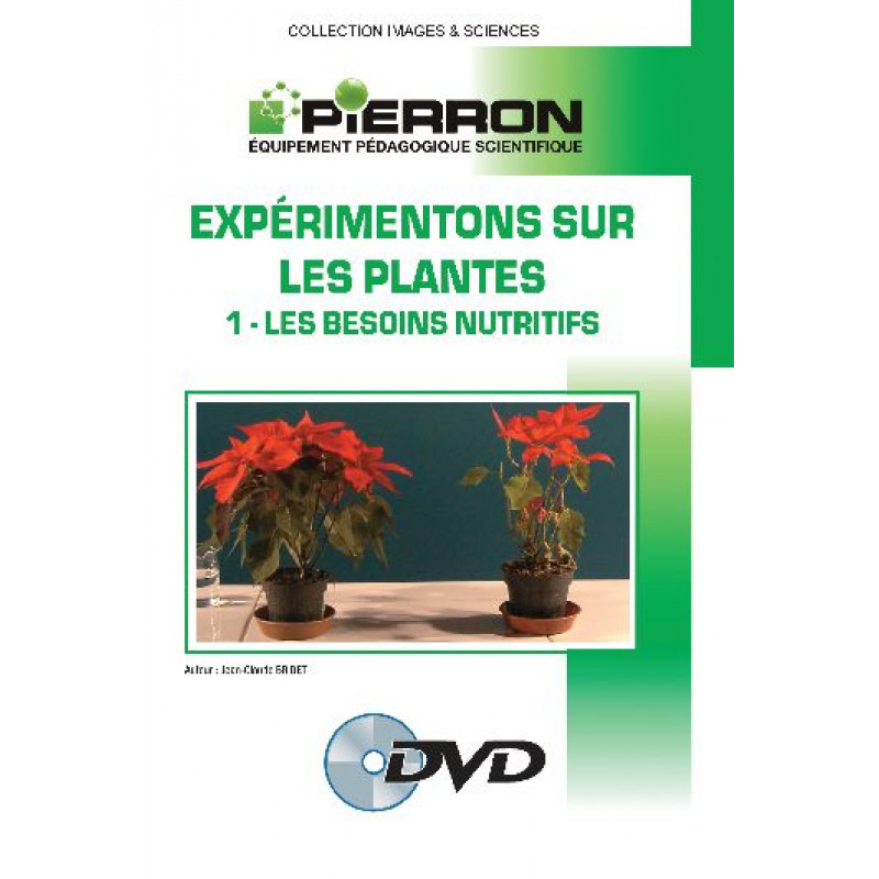 Film exp rimentons sur les plantes 1 pierron - Quelles sont les plantes que l on peut bouturer ...