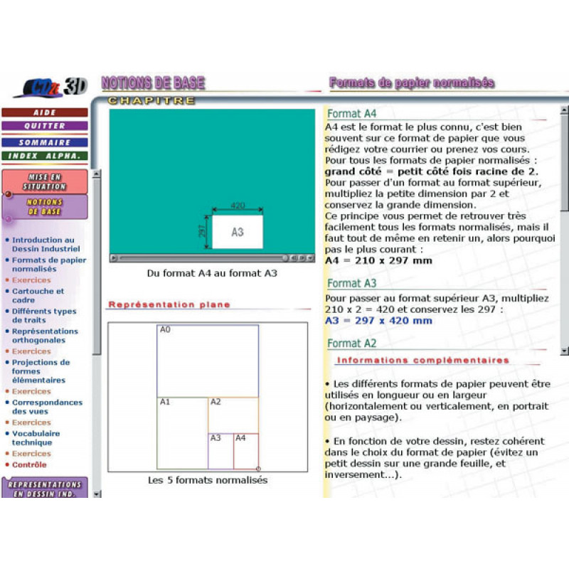 Logiciel cd2i 3d version monoposte pierron for Logiciel 3d construction
