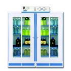 Armoire double à 4 compartiments  à filtre organique et corrosif