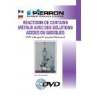 FILM : RÉACTIONS DE CERTAINS MÉTAUX AVEC DES SOLUTIONS ACIDES OU BASIQUES