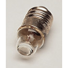 Lampe basse tension E10 1,5 V / 0,09 A (lot de 10)