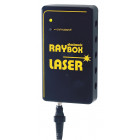 LASER 5 RAYONS ROUGE
