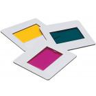 Filtres couleurs secondaires