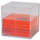 Décimètre cube gradué
