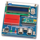 Microcontrôleur ArduinoTM : Radar de recul PB100