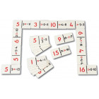 Dominos : résolution d'équations